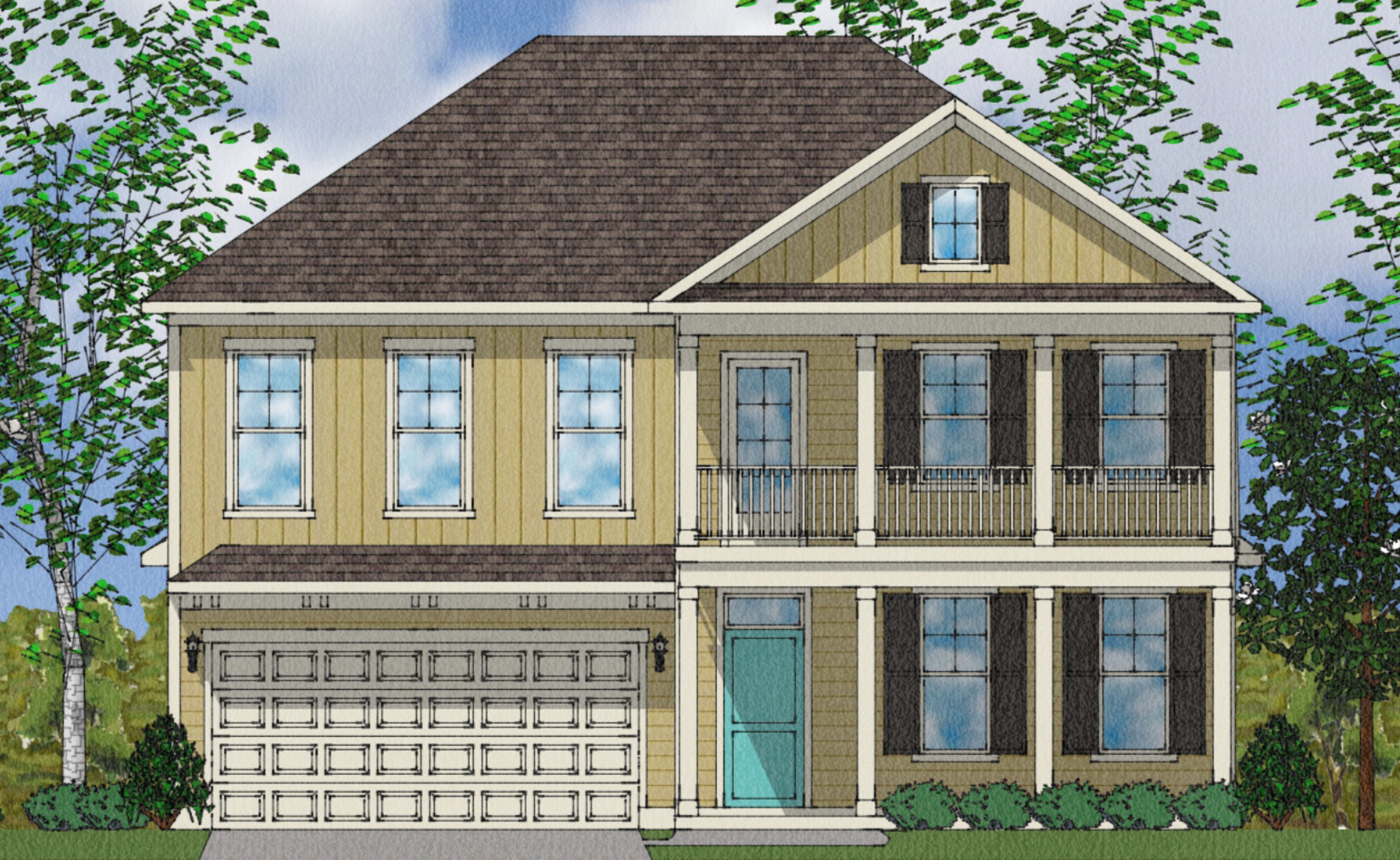 Mungo Homes Patterson Floor Plan: Search For Floor Plans & Designs On New Homes In Columbia, SC