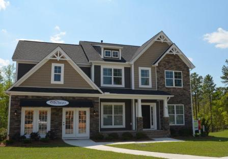 Explore our model homes at lake carolina in columbia sc for Mungo homes floor plans